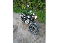 Mash black 7 125cc