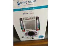 Singing Machine Agua Dancing Water Fountain Karaoke Machine