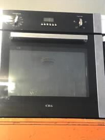 CDA fan oven