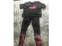 Puma gymwear