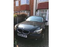 BMW 5SERIES 525d - Not runner