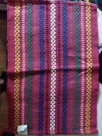 Door Mats from India hand made