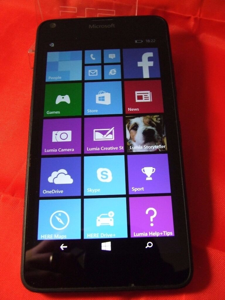 Microsoft Lumia 640 LTE Windows SmartphoneBlackUnlocked55in Caister on Sea, NorfolkGumtree - Microsoft Lumia 640 LTE Windows Smartphone Black Unlocked / Sim Free Is in excellent condition & perfect working order. Phone only! £55 cash on collection. No Paypal & i will not post!!