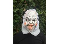 FX Studios Poltergeist Full Head Latex Halloween Horror Mask New With Tags RRP £24.99