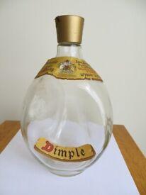 Dimple bottle
