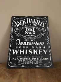 Jack Daniels Motif