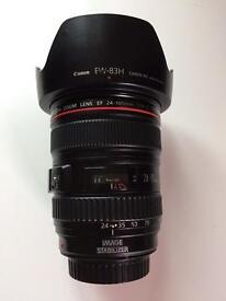 Canon 24-105mm F4