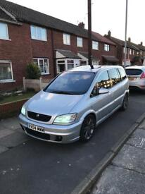 Vauxhall zafira gsi turbo 1 of best in country