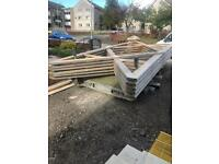 Room in Attic Roof Trusses - new and certified