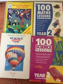 Selection of books for primary teachers all in very good condition