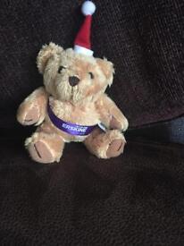 Erskine teddy bear