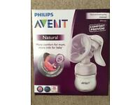 Philips Avent - Natural breast pump
