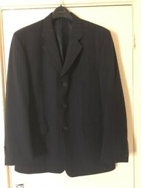 Men's Suit Dark navy