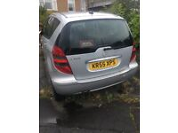 Mercedes a class for spares/repairs