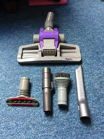 Dyson head and tools