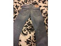 Men's True religion jeans size 29