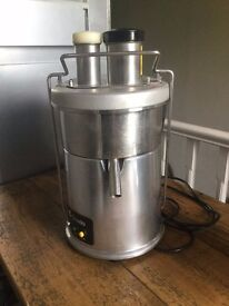 Used commercial centrifugal juicer- Ceado ES700