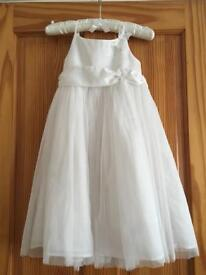 Bridesmaids, flower girl, special occasion dresses ages 4,8&9