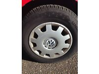 Tyres on rims for sale.