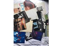 Vinyl record collection 80s / 90s VG+ condition