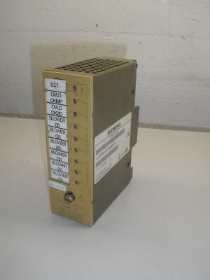 Siemens SIEMENS Simatic S5 6ES5430-7LA12 6ES5 430-7LA12 E:11 Digital Input
