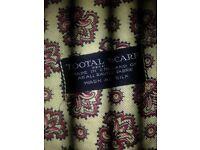 Vintage Tootal Scarf - original retro scarf .