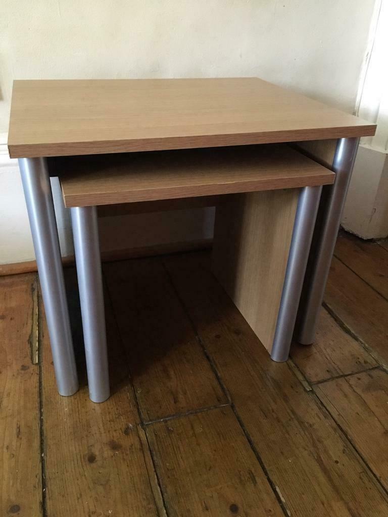 Pair Of Side Tables In Shawlands Glasgow Gumtree
