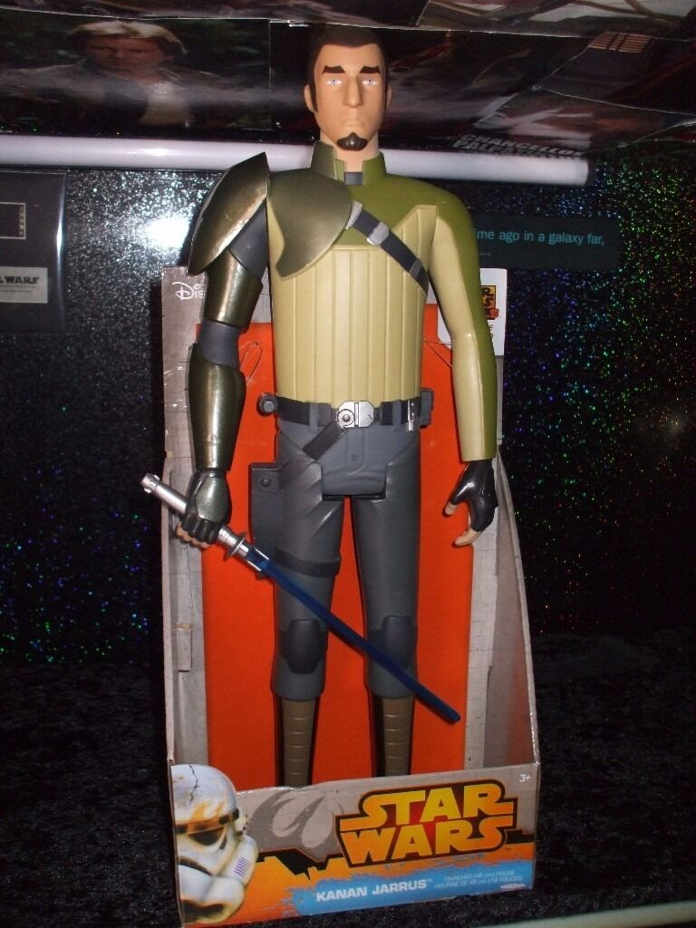 Star Wars Kanan (19 inch Action Figure)