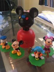 Mouse ke tag memory game