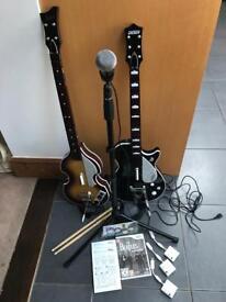 Beatles Wii rock band