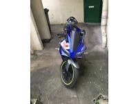 Yamaha yzf r 125 cat c maybe swap for a car and cash