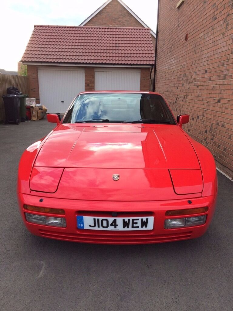 1991 porsche 944 s2 spares or repair in warwick. Black Bedroom Furniture Sets. Home Design Ideas