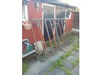 nissan vante cargo roof rack