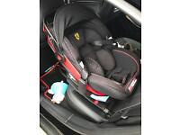 Baby car seat - group 0