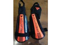 Predator adidas ankle support shin pads