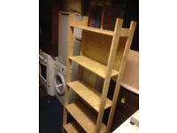 wooden shelve Ikea shelf storage