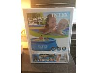 Intex swimming pool 8ft