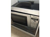 Bosch intergrated microwave in good condition