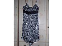 Nicholas Millington - 100% Silk formal dress for Evening/Party/Wedding size 18