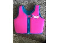 Zogg swim vest - Age 2-3