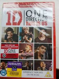 One Direction-DVD - This is us