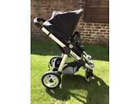 iCandy Apple Pram and Pushchair system