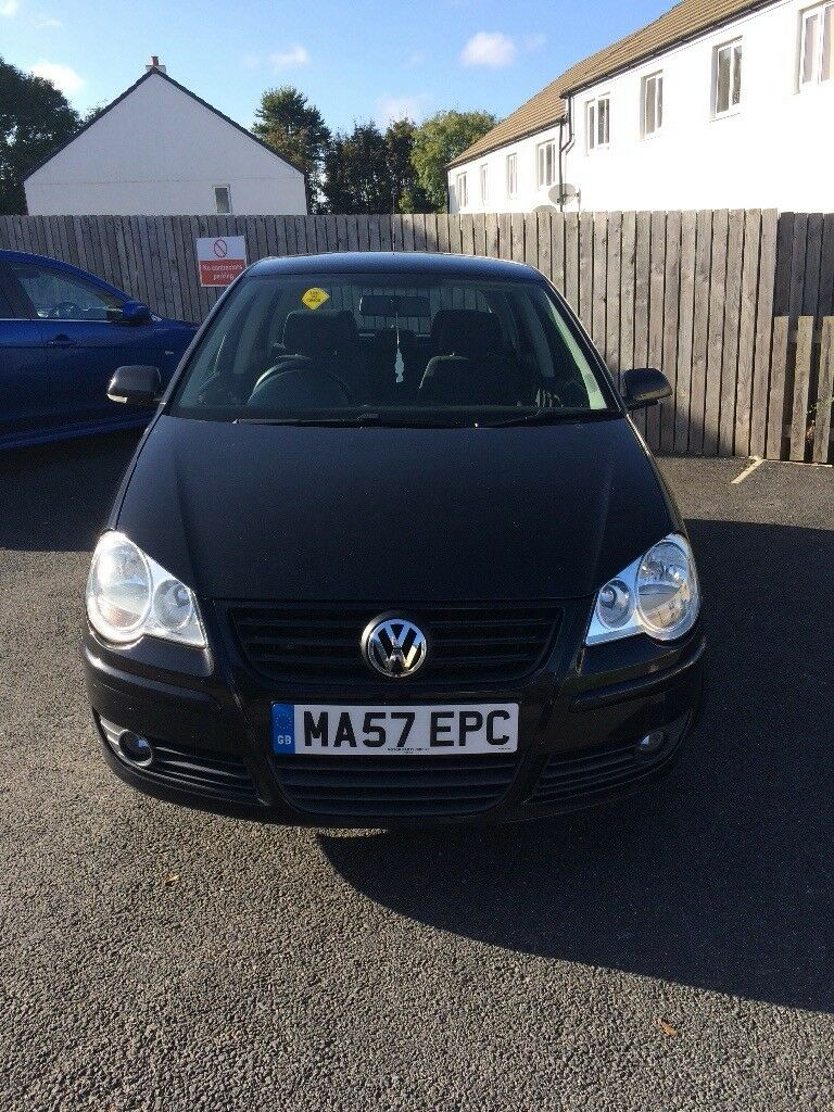 volkswagen polo s80 1.4 5 dr