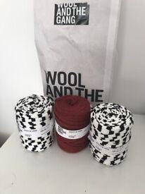 Wool & The Gang T Shirt Yarn