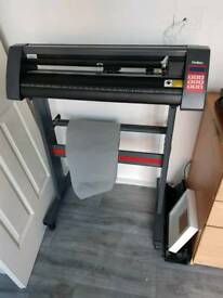 Sublimation and printing set up