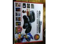 Sega Mega Drive Classic Mini Games Console with 80 built in games Boxed GWO