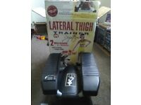 Lateral thigh trainer only £20 ono