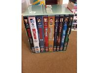 Greys anatomy seasons 1-9. £18 ONO