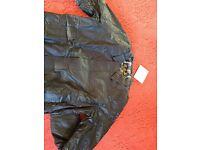 Black Barbour men's Waterproof Jacket 2XL