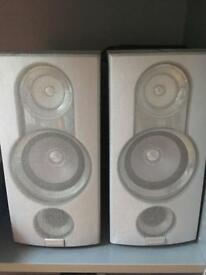 Sharp Radio Speakers